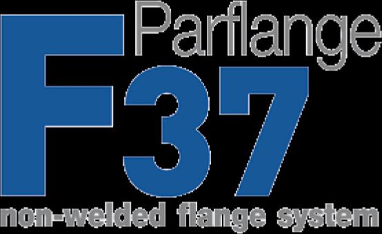 Parflange F37 non welded flange system
