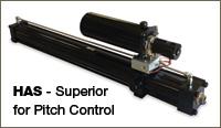 Hybrid Actuator System