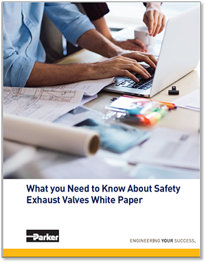 Pneumatic Safety Exhaust Valve - What You Need to Know White Paper