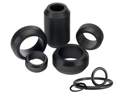 Degradable Packer Elements and O-Rings