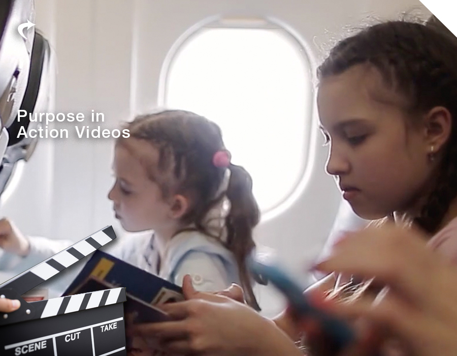 Purpose in Action - Watch Our Videos