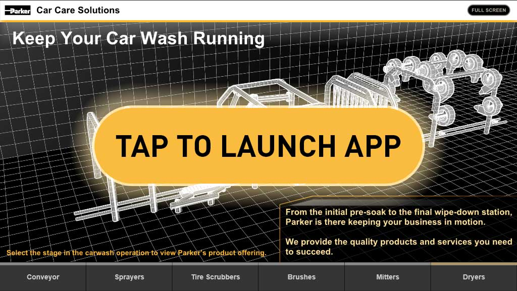 parker hannifin industrial car wash care products industry