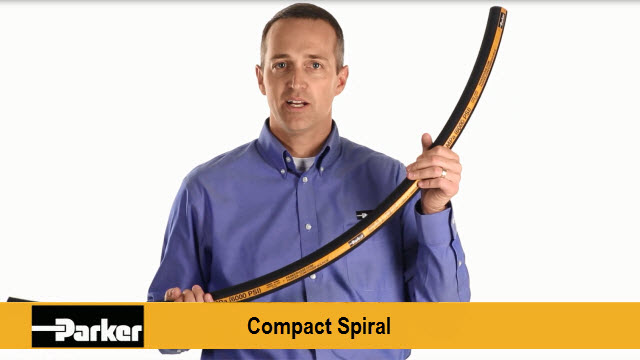 Play Compact Spiral Hose Video