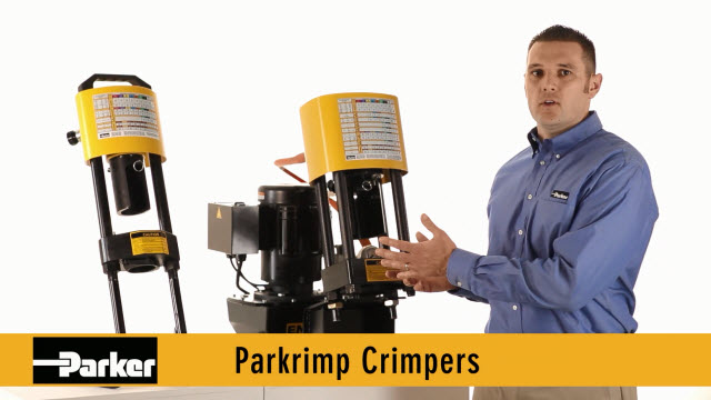 Play Parkrimp Modular Crimpers Video