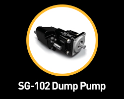 SG102 Dump Pump from Parker Gear Pump Division