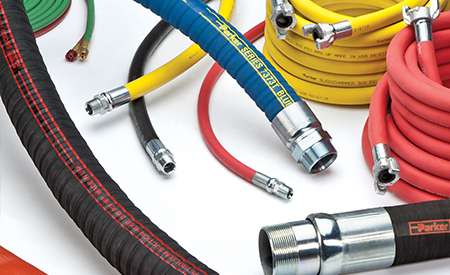 Industrial Hose Products from Parker Hannifin