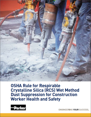 OSHA Rule Summary Guide for Respirable Crystalline Silica in the Construction Industry