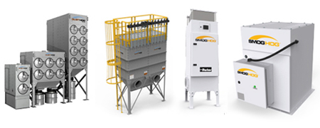 Download the Owner's Manual for Parker's Dust Collection products
