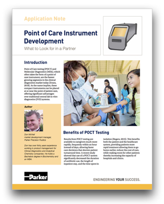 Point of Care Instrument Development
