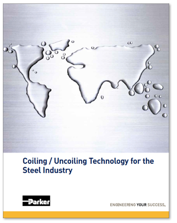 DCP Coiling - Uncoiling Technology for the Steel Industry