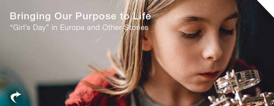 Bringing Our Purpose to Life - Read Our Stories