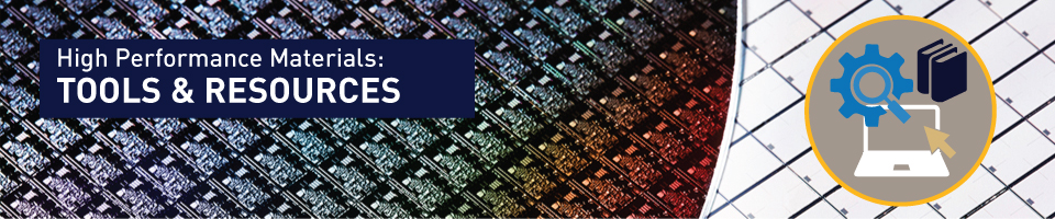 High performance materials for the Semiconductor Industry from Parker