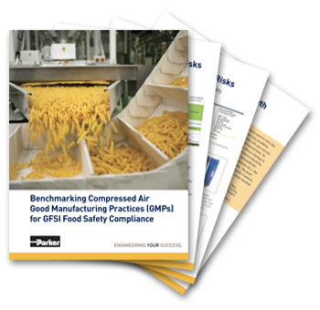 Compressed Air GMPs for Food White Paper - Parker Hannifin