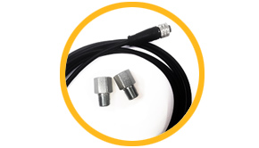 Adapters and Cable