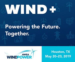 Visit Parker at AWEA 2019 - Booth 1245