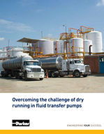 Overcoming the challenge of dry running in fluid transfer pumps whitepaper