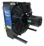 Air/oil coolers