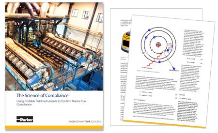 Read the white paper from David Atkinson, Principal Chemist at Parker Kittiwake UK