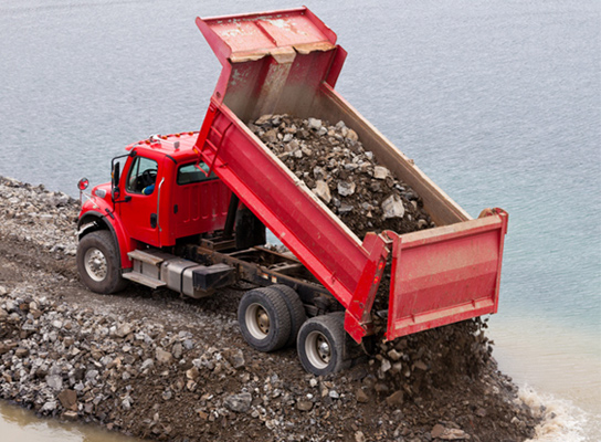 Parker has your Dump Truck Solution