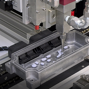 THERM-A-GAP® Thermally Conductive High Volume Robotically Dispensed Gels