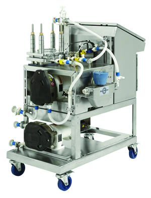 SciFlex TFF Semi-Automated Bioprocessing System