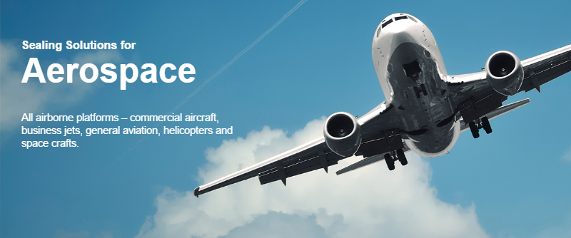 Aerospace Sealing Solutions for Aerospace from Parker