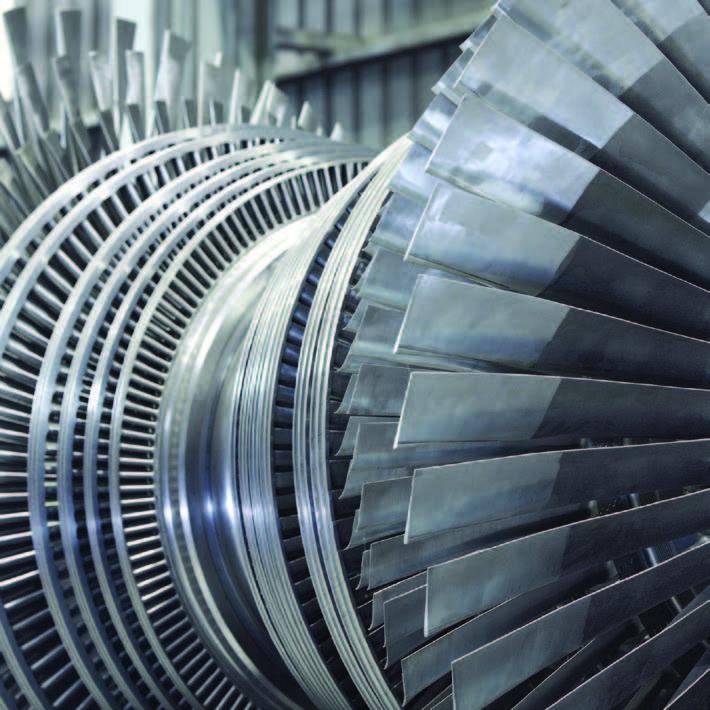 Combustion Turbines