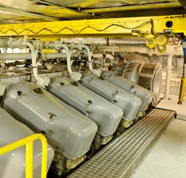 High Temperature Engine Compartments